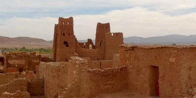 Rutas del Atlas y desierto