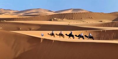 viajes del desierto