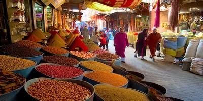 Rutas del desierto desde Fez